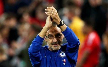 Маурицио Сари: Искам да водя Челси дълго време