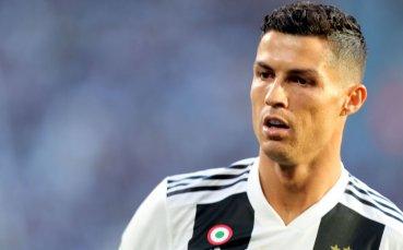 Благотворителна организация притеснена от обвиненията срещу Роналдо