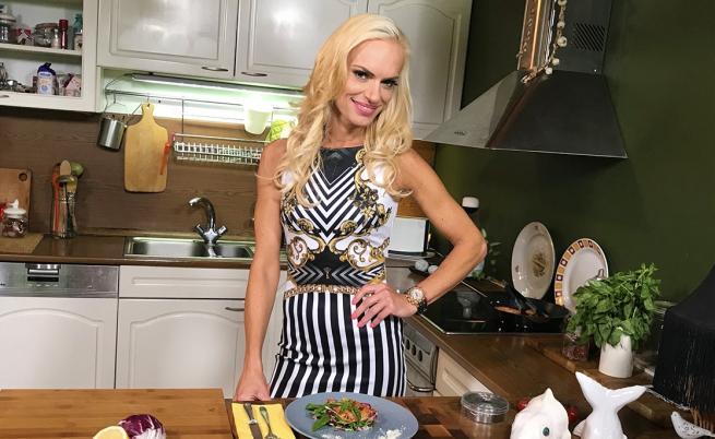 Коя е любимата рецепта на Ива Екимова