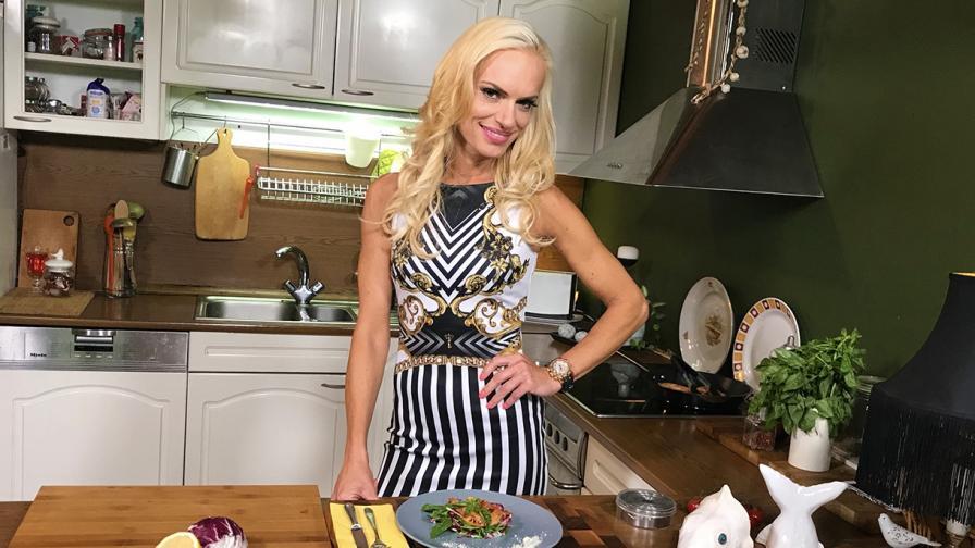 <p>Коя е любимата рецепта на Ива Екимова</p>