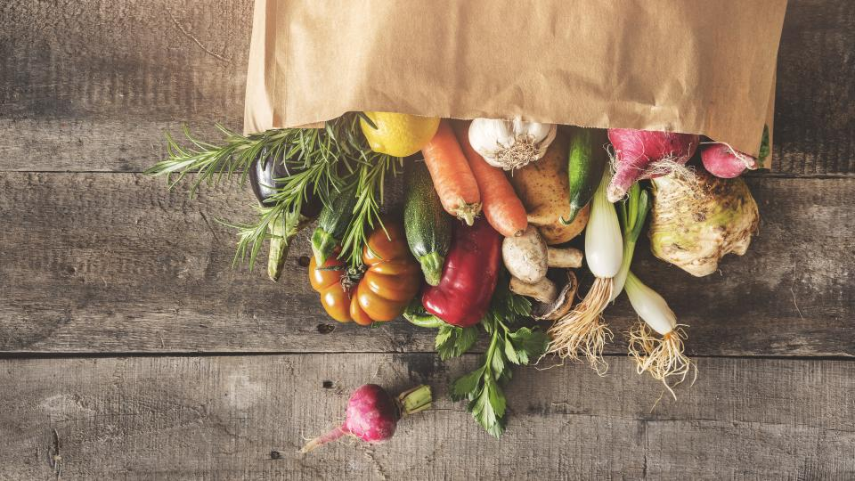 плодове зеленчуци храна