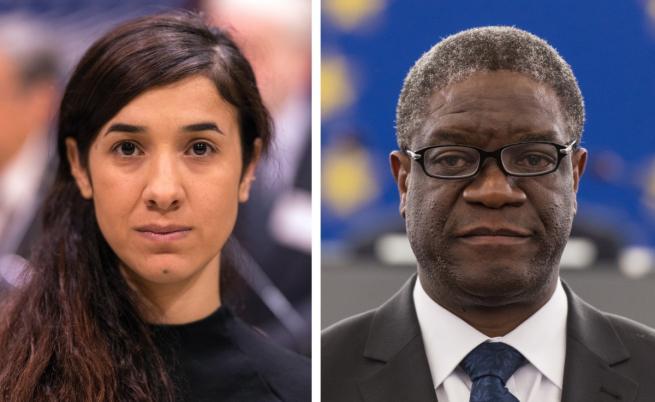 Сексробиня на ИД взе Нобелова награда за мир