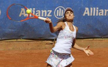 Диа Евтимова с трето поражение на турнир в САЩ