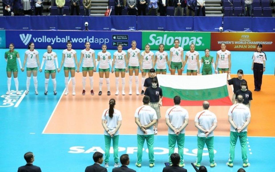Националките ни по волейбол пристигнаха в Осака