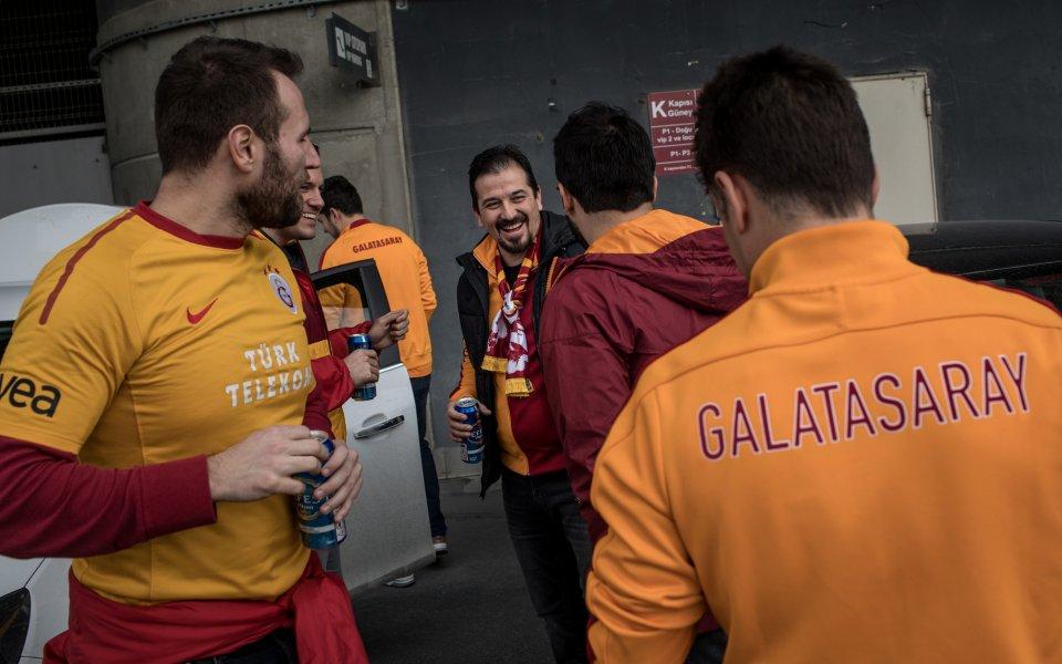 УЕФА пак разследва финансите на Галатасарай