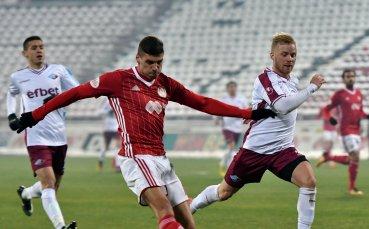 ЦСКА ще лекува рани срещу безтегловния Септември