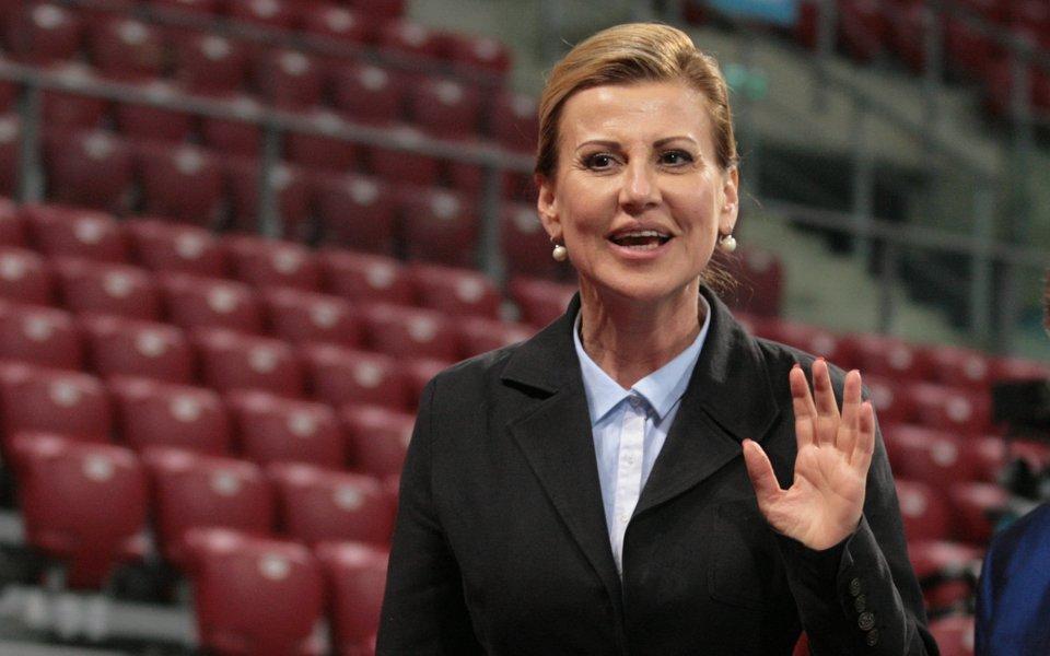 Илиана Раева с предложение за  промяна на формата на Световните по художествена гимнастика