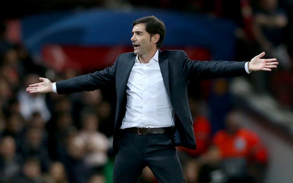Марселино: Очаквам Барса да играе срещу нас, както срещу Тотнъм