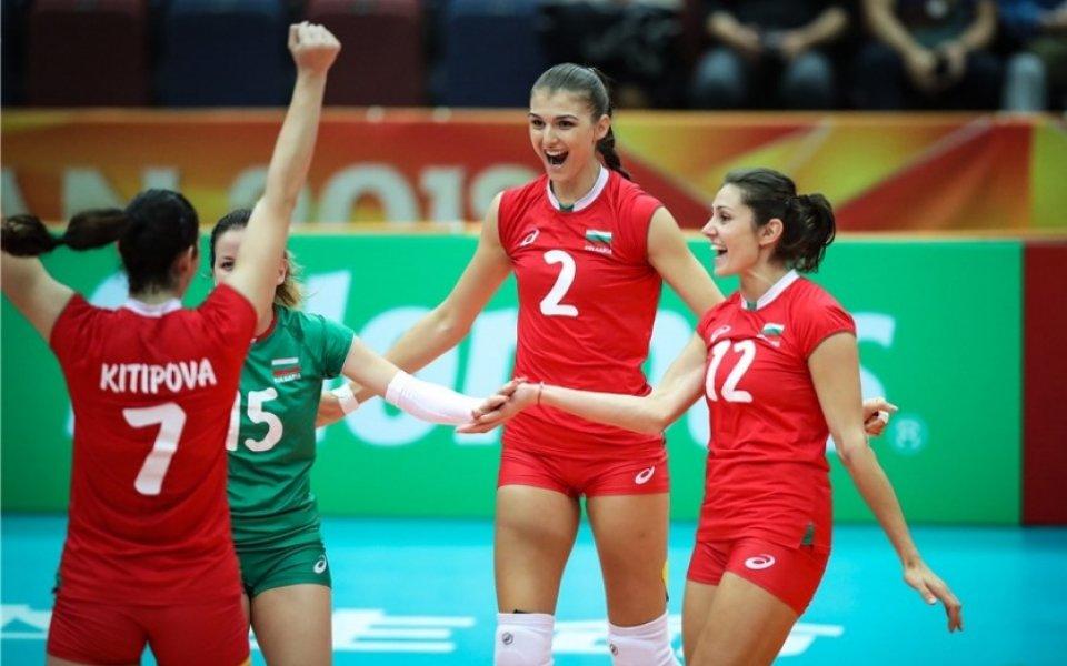 България – седма в група F на Световното, резултати