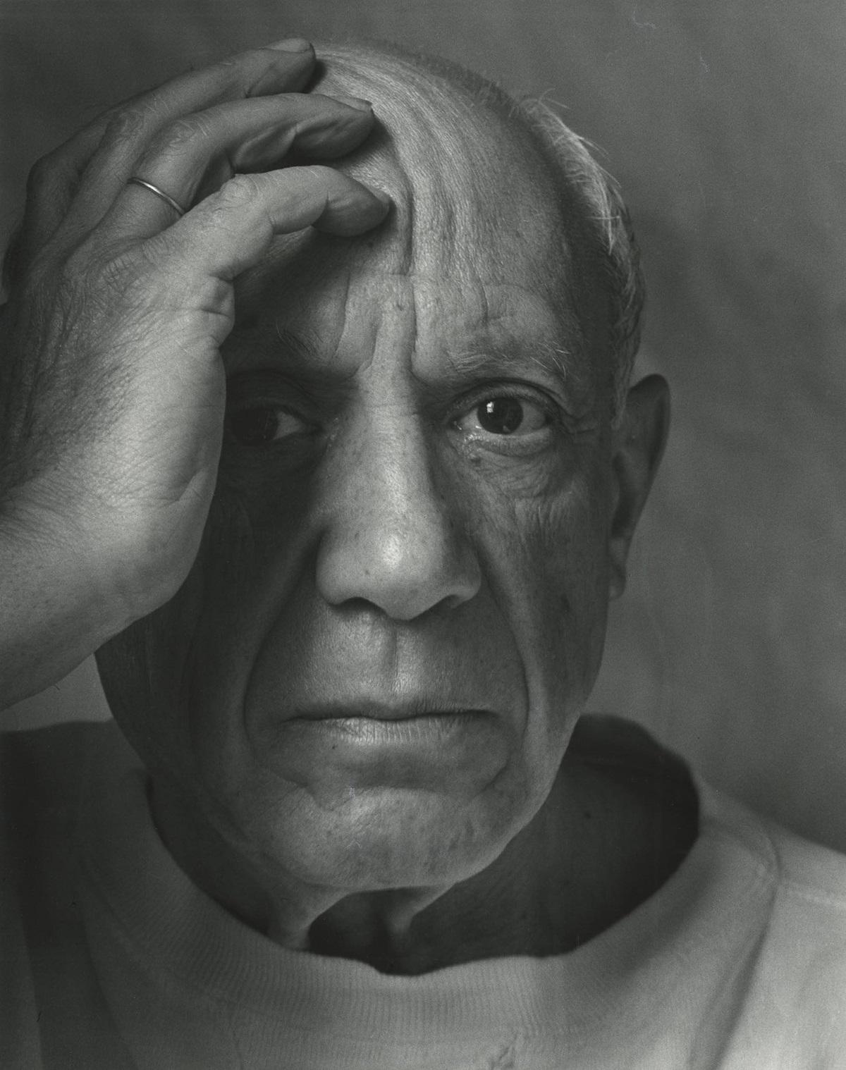 Гениалният Пабло Пикасо (1954 г.)