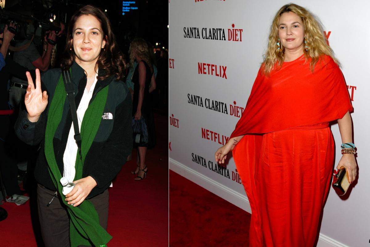 Дрю Баримор - тя винаги се е различавала от останалите холивудски звезди. В началото на новия век дори отива на премиера облечена все едно е на разходка в парка. На червения килим тази година обаче тя изненада с рокля в червено.