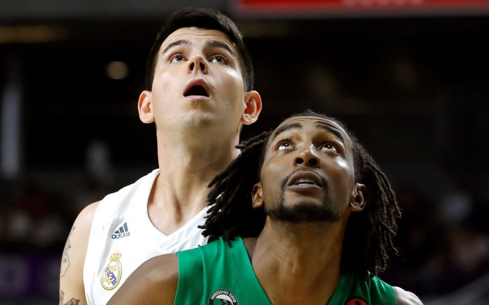 Двубоят от 23-ия кръг на Евролигата по баскетбол за мъже