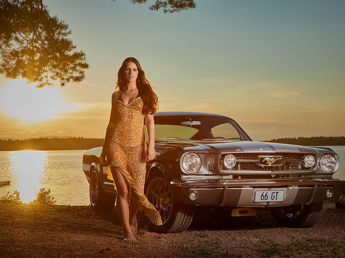 Март, Ford Mustang 66 GT