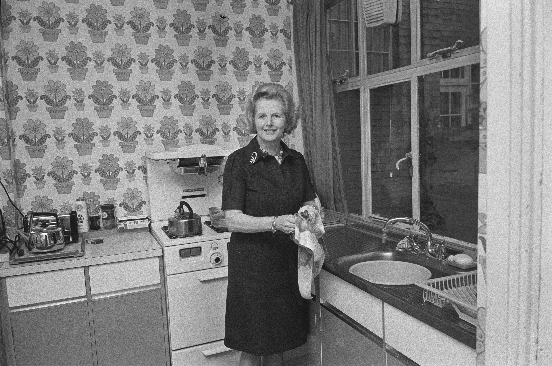 Кухня през 70-те години
