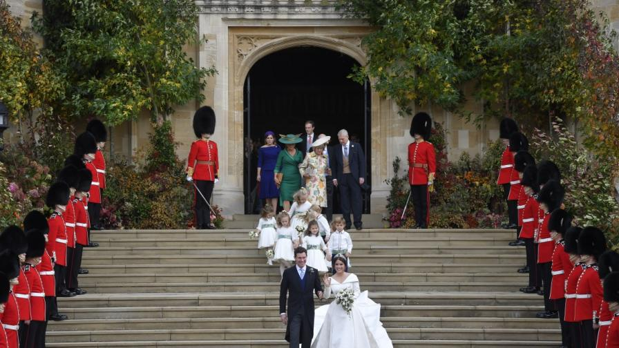 <p>Втората кралска сватба за годината, вижте булката</p>