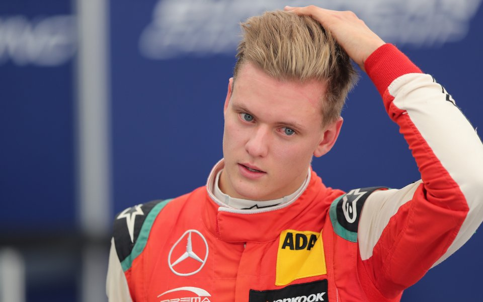 Синът на Шумахер спечели Формула 3