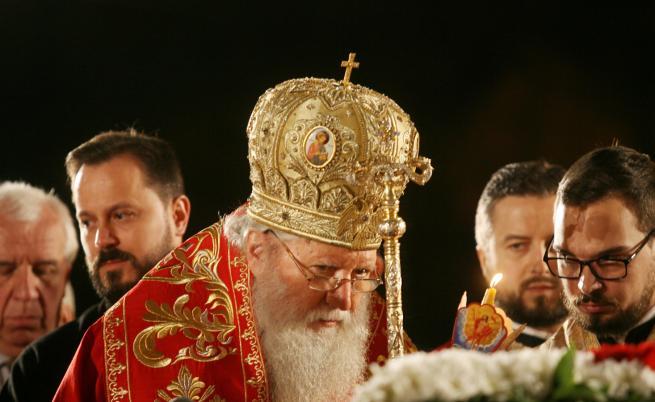 Патриарх Неофит навършва 73 години