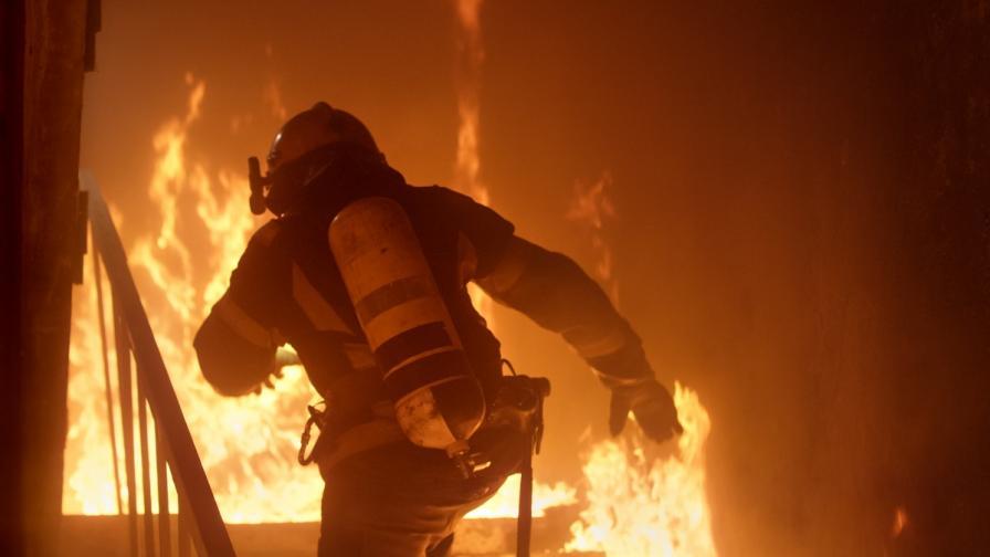 <p>Двама души загинаха при пожар в Славяново</p>