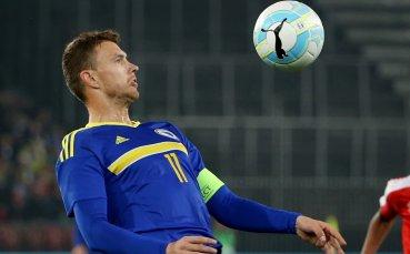 Джеко официално сред 10-те най-велики голаджии от Европа