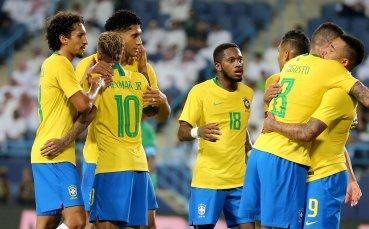 Снаряд на Миранда донесе успех на Бразилия над Аржентина