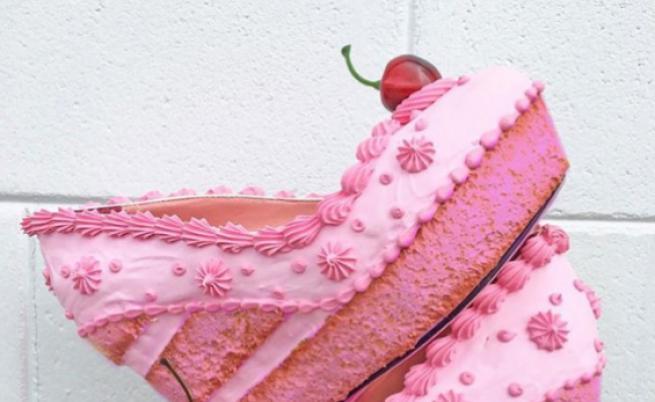 <p>Може и да не вярвате,&nbsp;но това наистина са обувки...</p>
