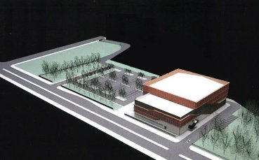 Строят нова зала в Кърджали