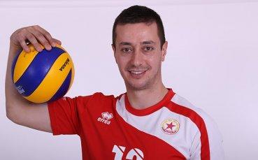 Мартин Божилов: Мечтая да стана шампион с ЦСКА