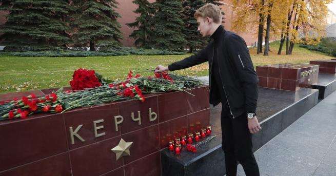 Броят на загиналите при взрива и стрелбата в Керченския политехнически
