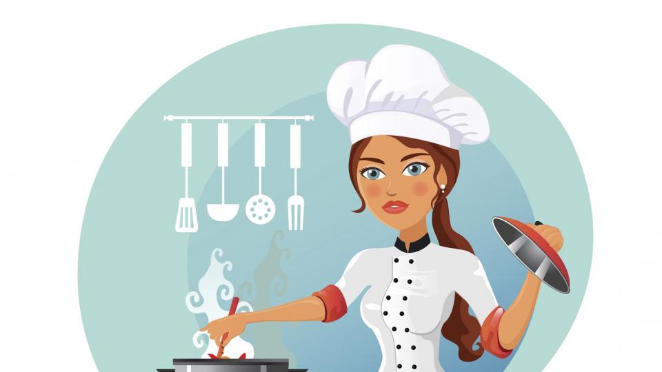 тест кухня
