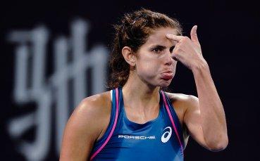 Юлия Гьоргес е на полуфинал в Люксембург