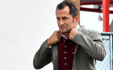Салихамиджич: Нереалистично е да подпишем с Ернандес през януари