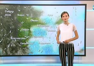 Прогноза за времето (19.10.2018 - централна емисия)