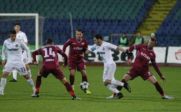 Славия ще бори негативна серия срещу Септември