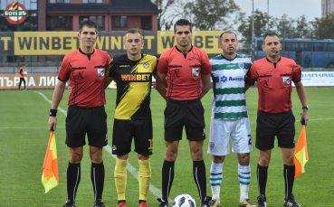 Черно море депозира жалба срещу съдийството на мача с Ботев