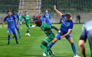 Лудогорец свали Левски от върха след здрав мач, изпрати Аутуори с победа