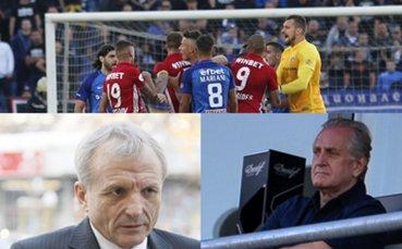 Левски ми е безразличен, Русев играе по правилата, смята босът на ЦСКА