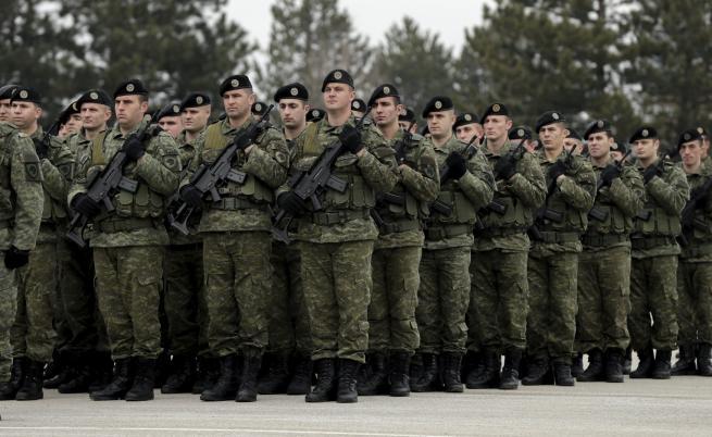 Русия срещу създаване на армия на Косово
