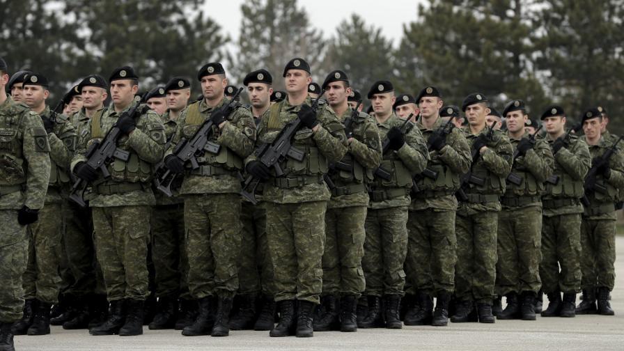 Косово създаде армия, какво значи това