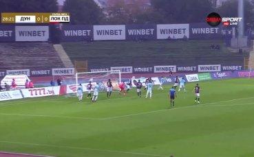 Дунав - Локомотив Пд 0:0 /първо полувреме/