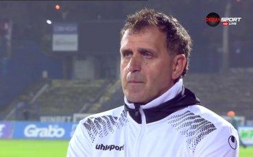 Акрапович: Жал ми е за българския футбол