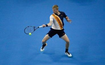 Едмънд спечели първа титла в кариерата си в Антверп