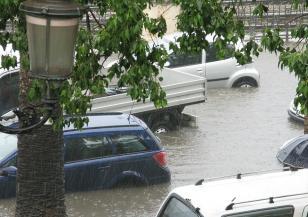 Буря удави Италия