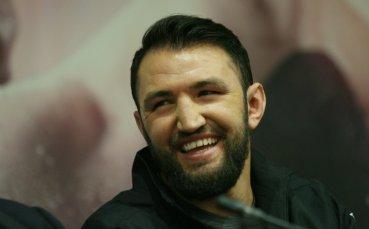 Съперникът на Кобрата разгледа Пловдив