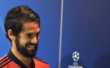 Иско смята, че мачът с Виктория е повратен за Реал