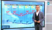 Прогноза за времето (22.10.2018 - централна)