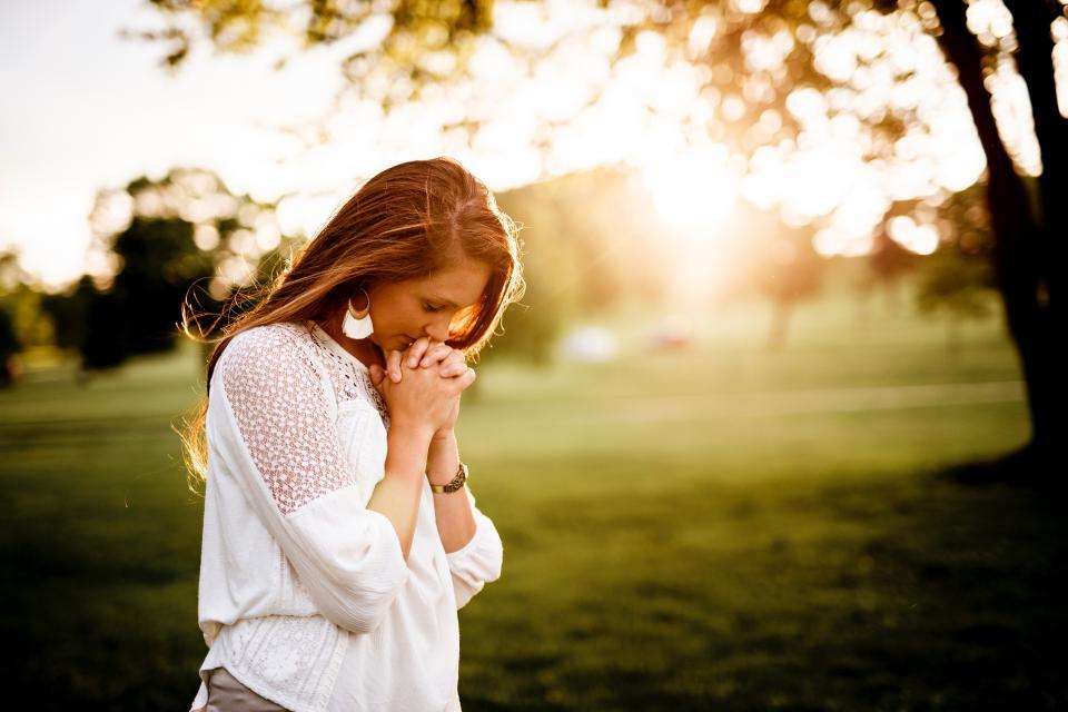 молитва жена