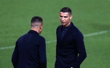 Жозе: Роналдо обича Юнайтед, но ще иска да вкара