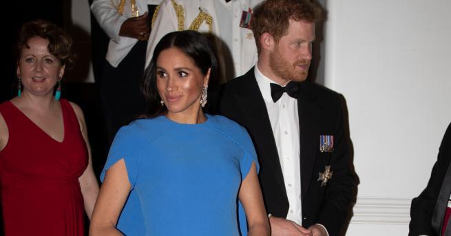 Херцогът и херцогинята на Съсекс от днес вече са във