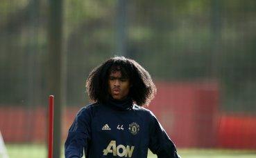 18-годишен талант пред дебют за Ман Юнайтед