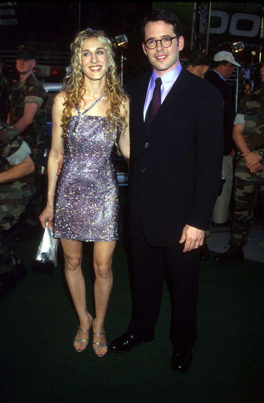 Сара Джесика Паркър и Матю Бродерик - двамата отказват да споделят каква е тайната им за дългия съвместен живот.